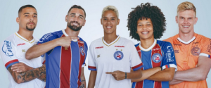 Divise calcio EC Bahia 2020 2021 seconda | maglie calcio 2020