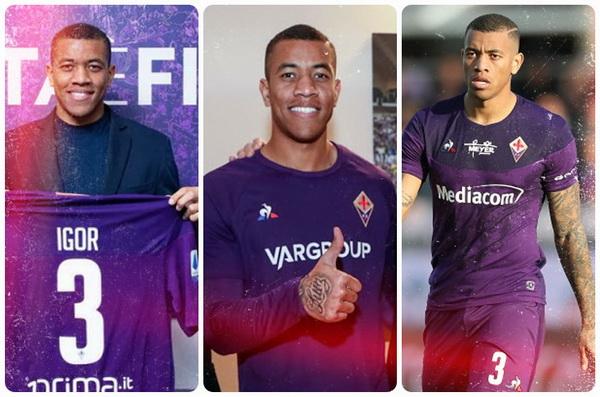 La acquisto maglie calcio replica Igor 2020 della Fiorentina ...